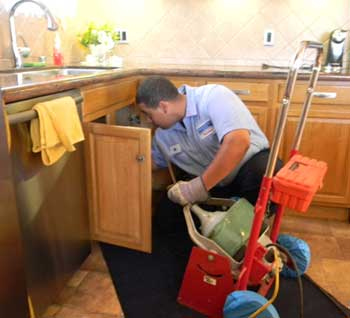 Drain-clean-kitchen