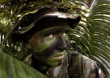 Soldier-in-jungle