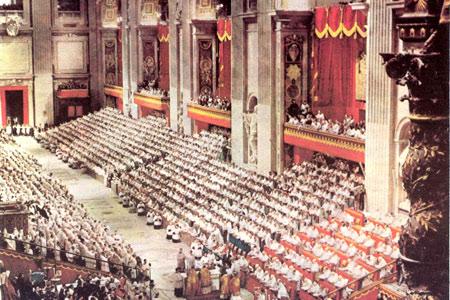 Concile-Vatican-II_assemblee-11