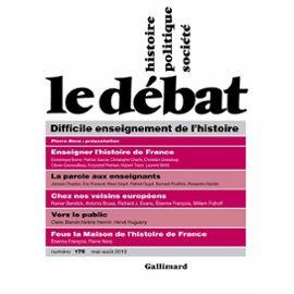 Le-debat-n175-difficile-enseignement-de-l-histoire-mai-aout-de-gallimard-947016018_ML